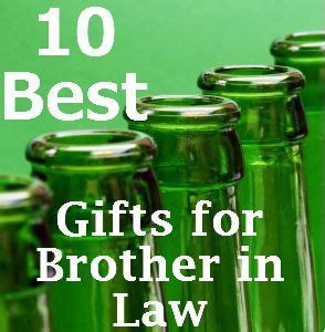 Pin by The 10 Best List on Gifts for Brother in Law