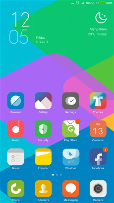 themes xiaomi download two exclusive miui 8 themes for any xiaomi device free