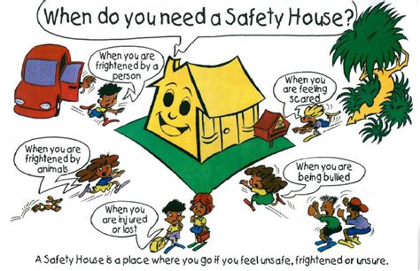this committee is set up when the house and senate about safety house safety house wa inc