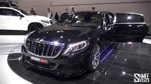 brabus maybach 900 amg gt s 600 c63 s 600 stand tour