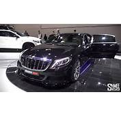 Brabus Maybach 900 AMG GT S 600 C63  Stand Tour YouTube