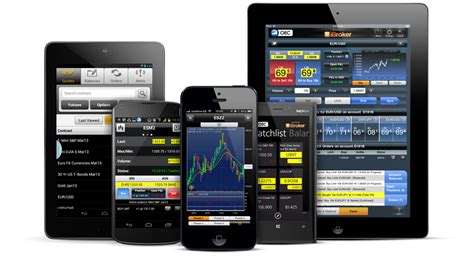 forex mobile trading mobile trading