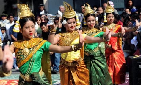 new year in cambodia khmer new years festival 2013 melbourne