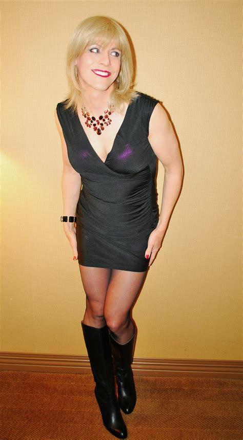 Dress Black Onde Mtf Tgirls On Flickr In Black Dress