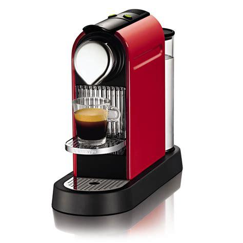 Nespresso Citiz Espresso Maker, Fire Engine Red   cutleryandmore.com