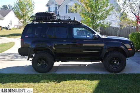 nissan xterra lifted for sale armslist for sale trade lifted 2003 nissan xterra