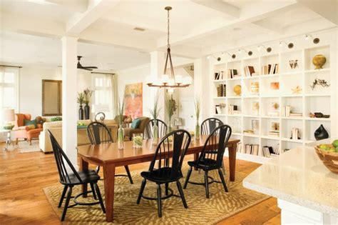 southern dining rooms southern living idea home tropical dining room ta by authentic reclaimed flooring