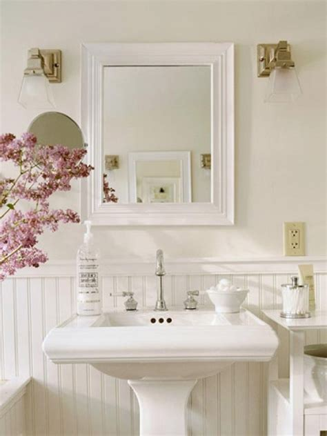 cottage style bathroom mirrors cottage bathroom inspirations french country cottage