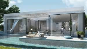 modern home design glass modern house design by ando studio