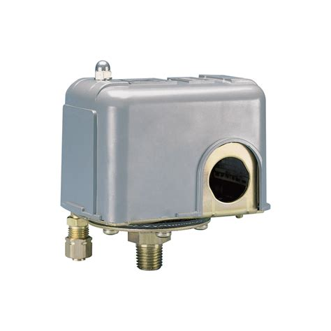 air pressure switch for single stage and dual stage air compressor 1 4in fitting
