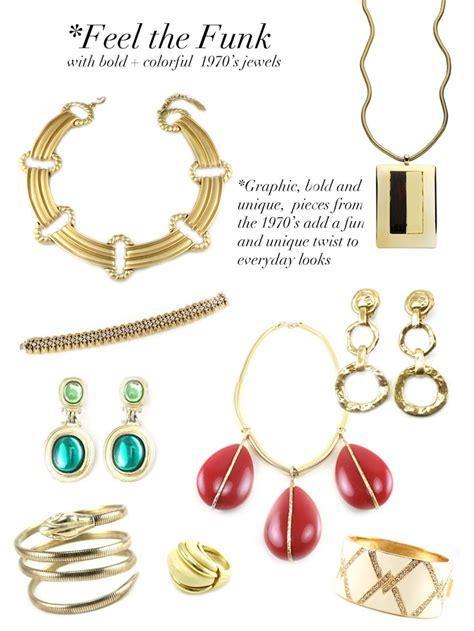 Seven Major Jewelry Market Trends by 70s Jewelry Trends Www Pixshark Images Galleries