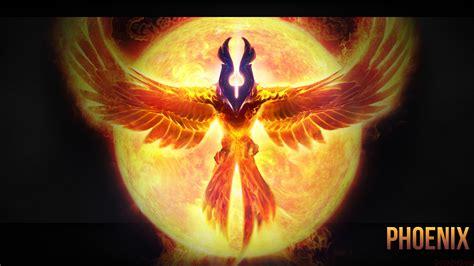 wallpaper dota 2 phoenix phoenix poster dota 2 wallpapers