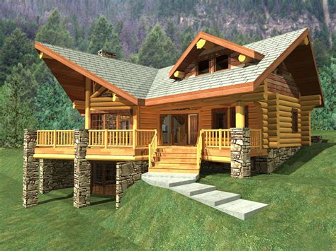 Log Cabin Style House Plans Best Style Log Cabin Style Home For Great Escapism That
