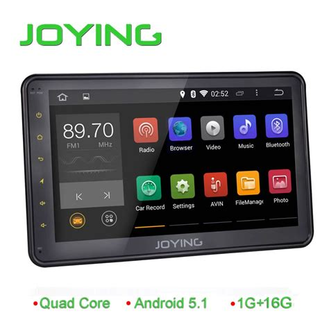 android stereo 2 din touch screen android car dvd gps audio radio stereo multimedia with review