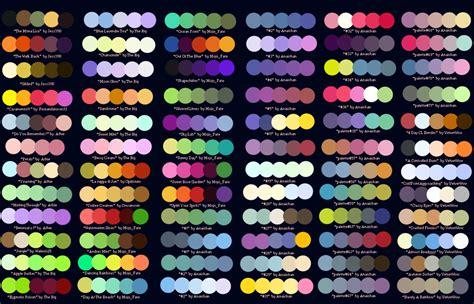 color themes deviantart colour palettes no 2 by striped tie deviantart com on