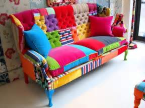 colorful recliners dwelling by design the most colorful sofa