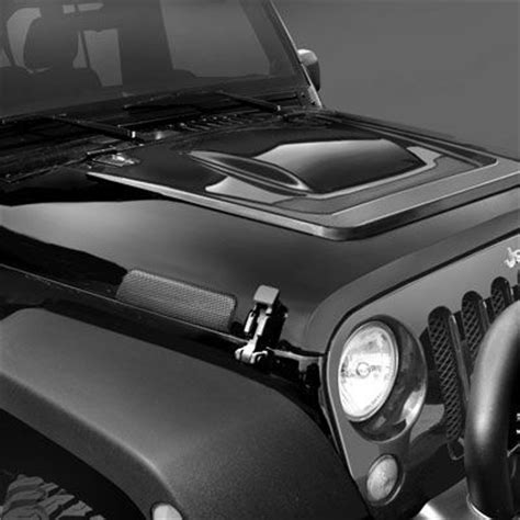 jeep hood accessories fortec custom jeeps inc jeep parts accessories