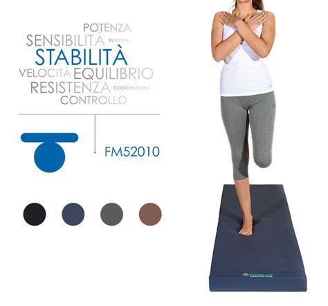 tappeto per ginnastica ginnastica propriocettiva con il tappeto fisiomat il