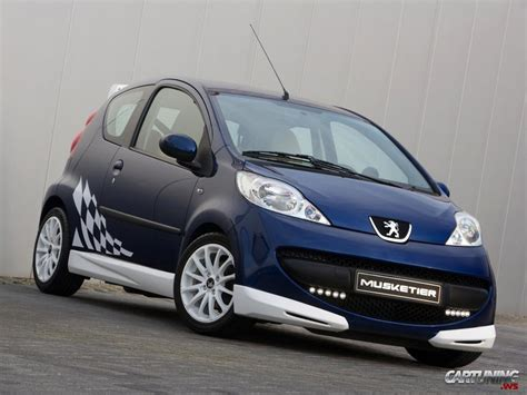 cars like peugeot 107 tuning peugeot 107 by musketier