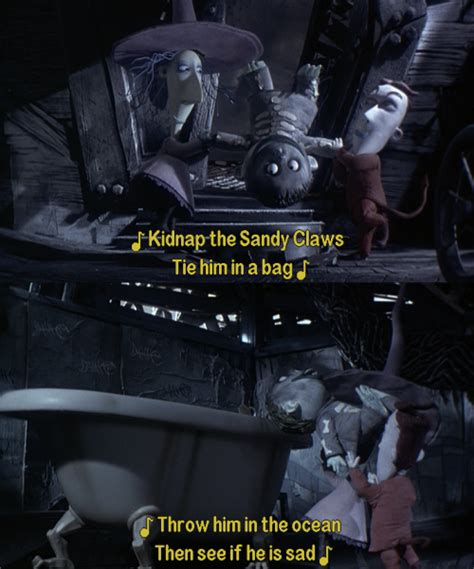 danny elfman kidnap the sandy claws kidnap the sandy claws tumblr