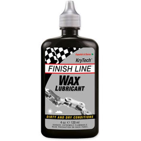 Aqua Max Line 120 Ml finish line lubrifiant 224 la cire krytech 120 ml alltricks fr