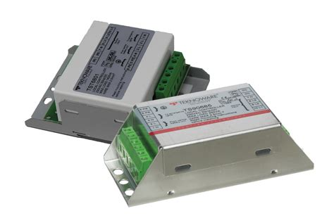 Lu Emergency Light local controllers for central battery systems teknoware