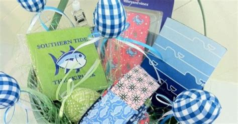 Sun Basket Gift Card - here comes preppy cottontail when in doubt everyone loves a fun in the sun gift