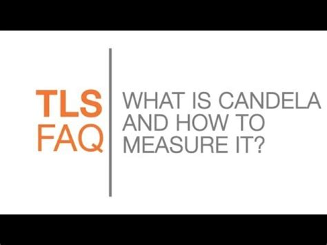 candela measurement what is candela measurement of lighting and how to