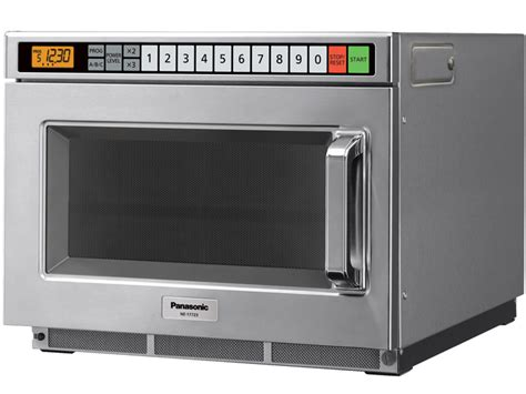 Microwave Panasonic Low Watt panasonic ne 17723 1700 watt commercial microwave oven 3
