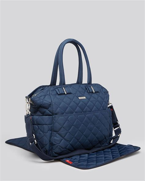 Quilted Baby Bags by Storksak Bag Bobby Antalya Quilted Four In