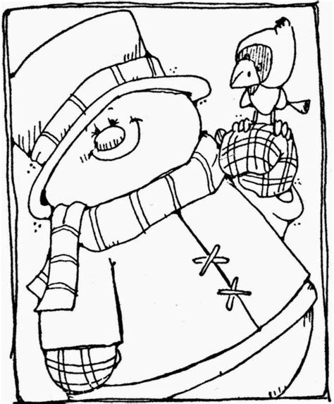 baby snowman coloring page cute snowmen free printable coloring pages oh my fiesta