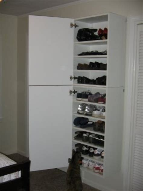 ikea hacks shoe storage ikea hackers emily s gorgeous shoe storage design