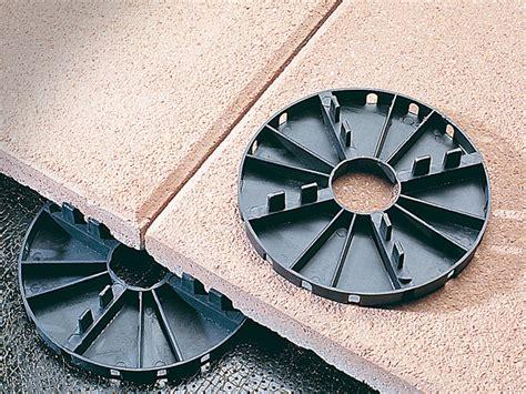 supporti per pavimenti galleggianti esterni supporti per pavimenti galleggianti supporti profilitec