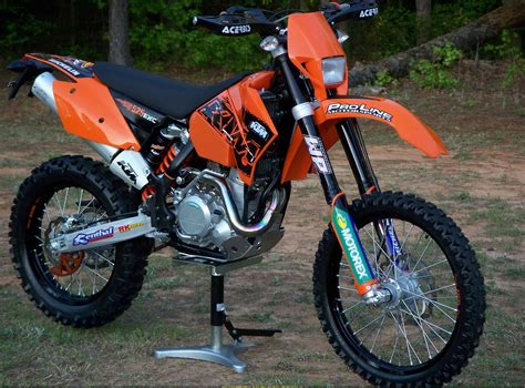 Ktm 525 Exc 2007 Ktm Exc 525 Image 8