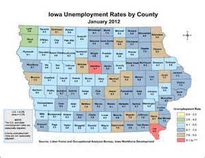 iowa unemployment rate