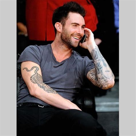adam levine yoga tattoos pictures to pin on pinterest
