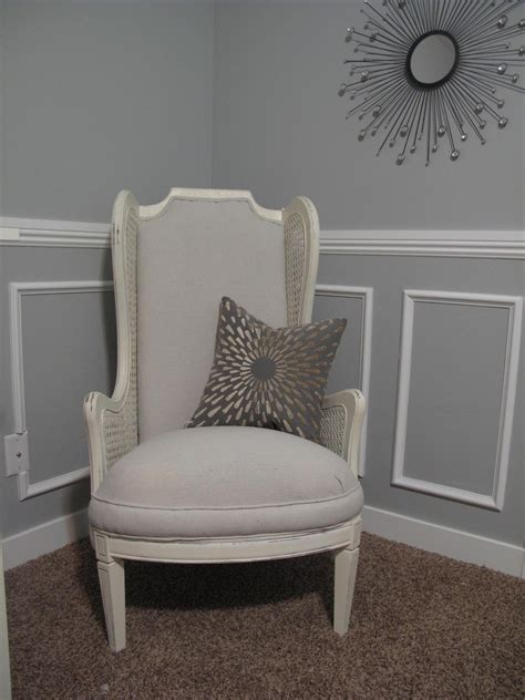 Drop Cloth Upholstery by Miss Wenny How To Re Upholster With A Drop