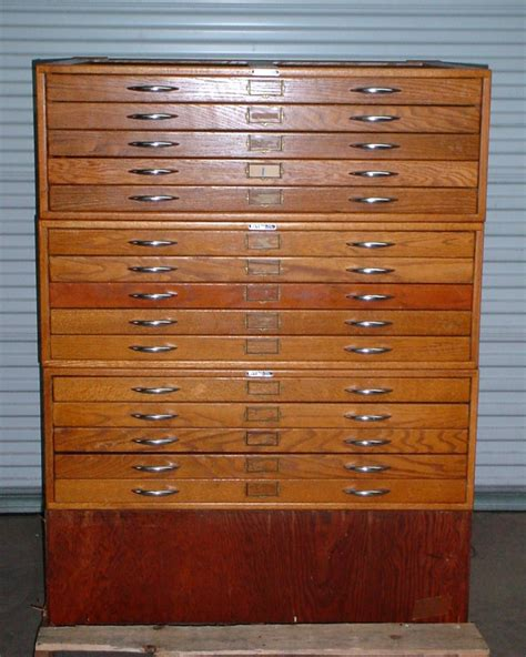 map drawer cabinet mayline company 15 drawer wooden mapfile map drafting file