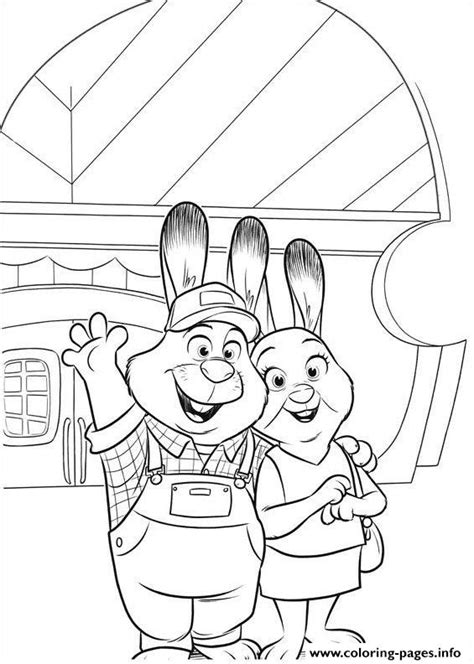 coloring book zootopia zootopia 02 coloring pages printable