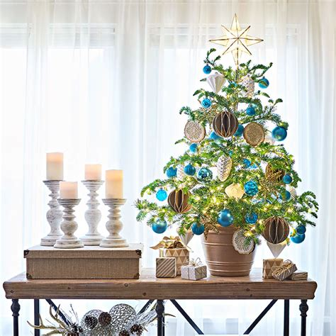 Ideas Decorating Tree Tree Decorating Ideas