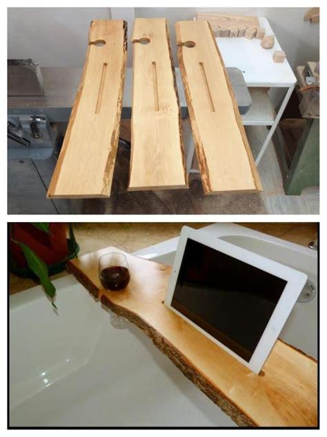 bathtub wine tablet holder for the home