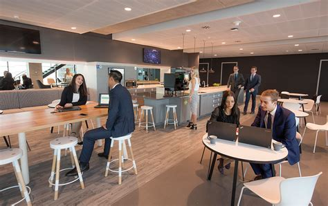 Commercial Kitchen Design Melbourne first look inside sydney s coolest new offices at barangaroo