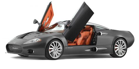 spyker c8 aileron pictures review 2008