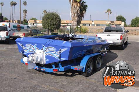 speed boat wraps speed boat wrap graphics platinum wraps
