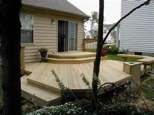 Patio Grade low to grade decks columbus decks porches and patios by