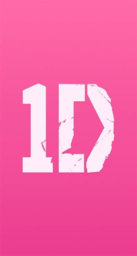 Logo One Direction 01 one direction 1d ピンクロゴ iphone壁紙 ただひたすらiphoneの壁紙が集まるサイト