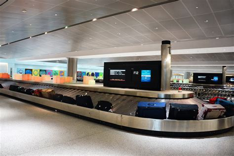 united baggage claim united airlines is spending 35 million upgrading their