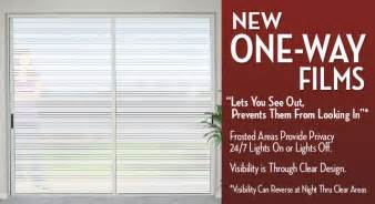 All privacy window films provide privacy day and night lights on or