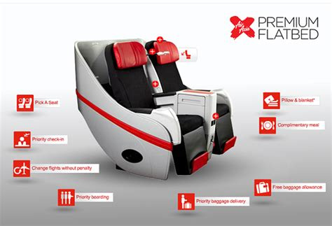 Airasia Premium Flatbed | airasia promotion 2012 to japan