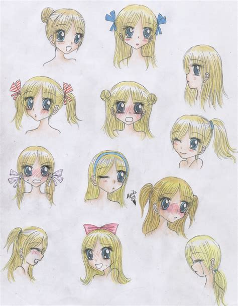 Anime Styles by Anime Hairstyles Trends Hairstyle